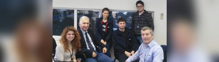 REFA-Training bei ANLAS Lastik in der Türkei