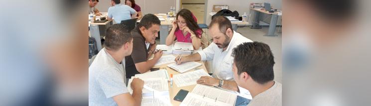 REFA-Arbeitsgestaltung und -Datenermittlung bei Novem in Mexiko