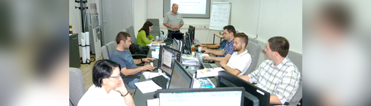 Inhouse-Training Planung und Steuerung bei Dräxlmaier in Mazedonien