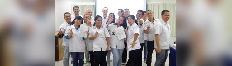 Erneut REFA-Seminare bei TDK Electronics (vormals EPCOS) in Indonesien