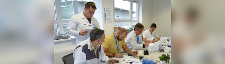 REFA –Seminar für das EPCOS-Management in Ungarn