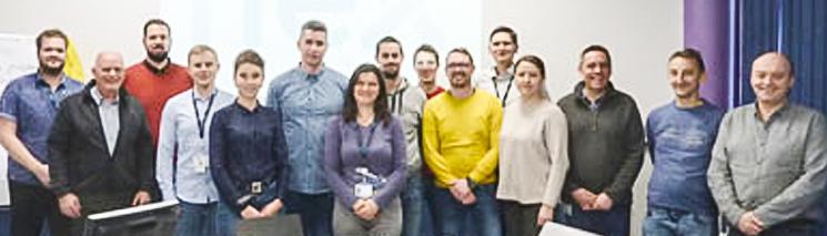 REFA-Training zur Produktivitätsverbesserung in Rumänien und Ungarn