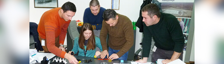 REFA-Grundausbildung bei Dräxlmaier in der Republik Mazedonien abgeschlossen