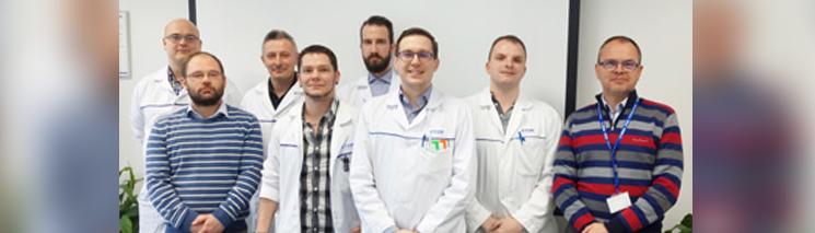 Wieder eine REFA-Grundausbildung bei der Firma EPCOS/TDK in Ungarn