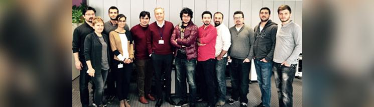 REFA-Grundausbildung bei der Firma Siemens in Istanbul