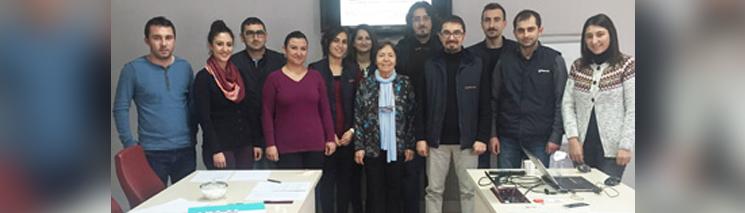 REFA-Training in der türkischen Schwarzmeerregion