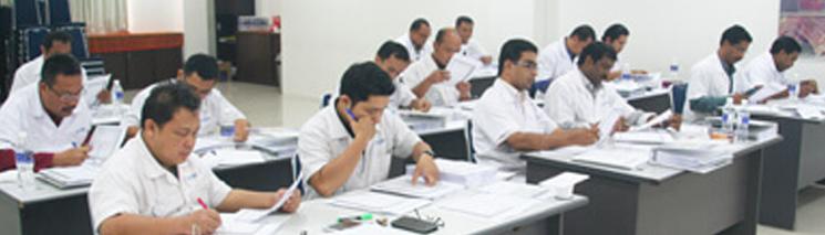 REFA-Zeiterfassung bei TDK Electronics (vormals EPCOS) in Indonesien